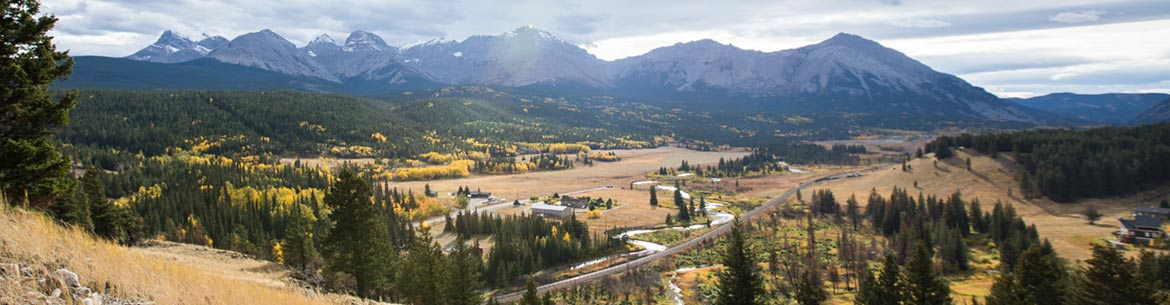 Lands within the Jim Prentice Wildlife Corridor (Photo by Brent Calver)
