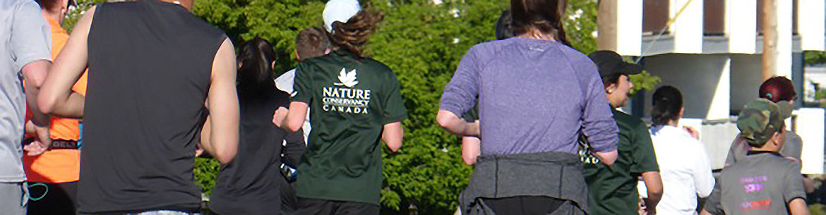 NCC shirts running in the marathon (Photo by NCC)