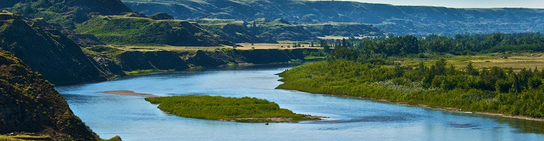Red Deer River Conservation Region, Alberta (Photo by Karol Dabbs)