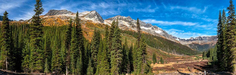 Jumbo Valley, BC (Photo by Pat Morrow)