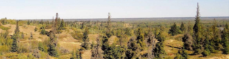 Assiniboine Delta (Photo by NCC)