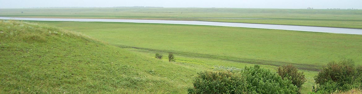 Souris River Valley Grassland, MB (Photo by NCC)