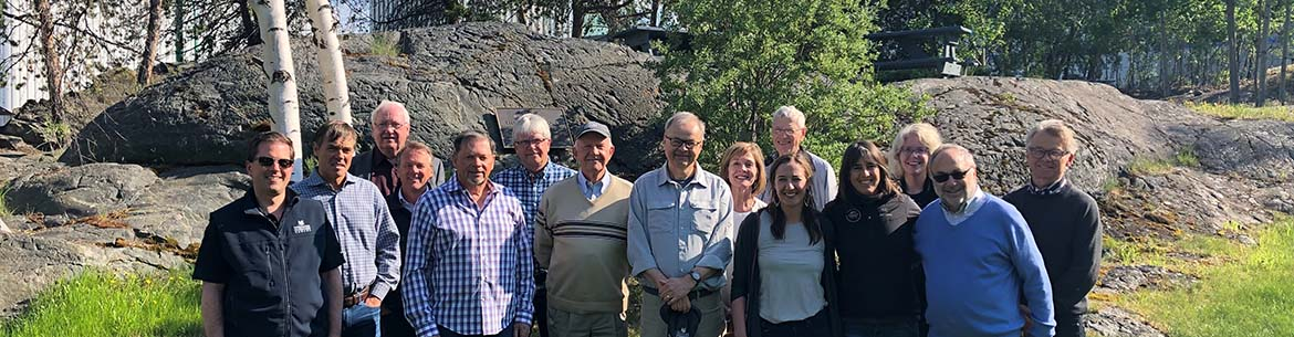 National Board of Directors, Yellowknife, NWT, June 2019 (Photo by NCC)
