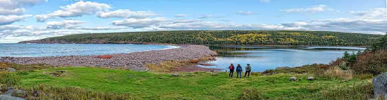Freshwater Bay, Newfoundland and Labrador (Photo by Dennis Minty)