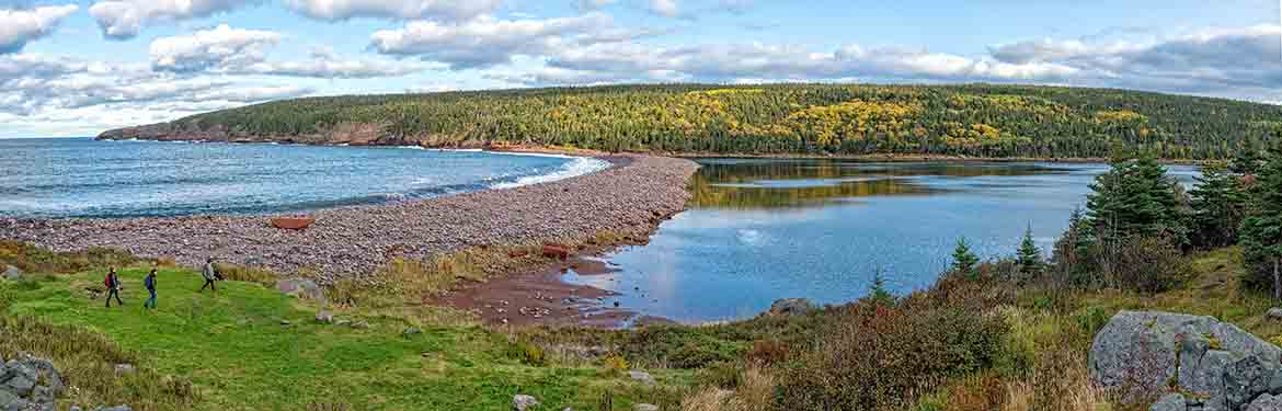 Freshwater Bay, NL (Photo by Denis Minty)