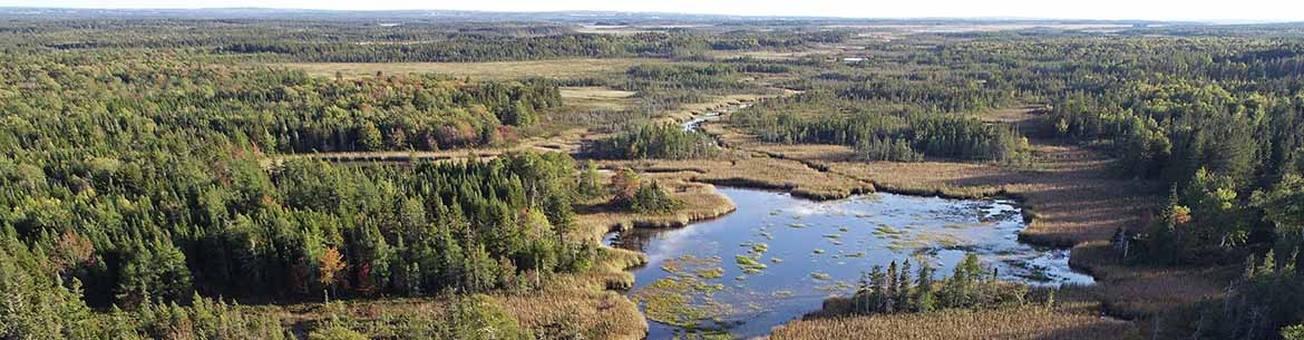 Chignecto Isthmus, NS (Photo by Mike Dembeck)