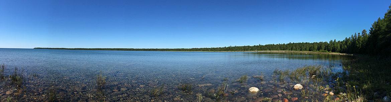 Wagosh Bay, Cockburn Island, Manitoulin Islands Archipelago ON (Photo by NCC)