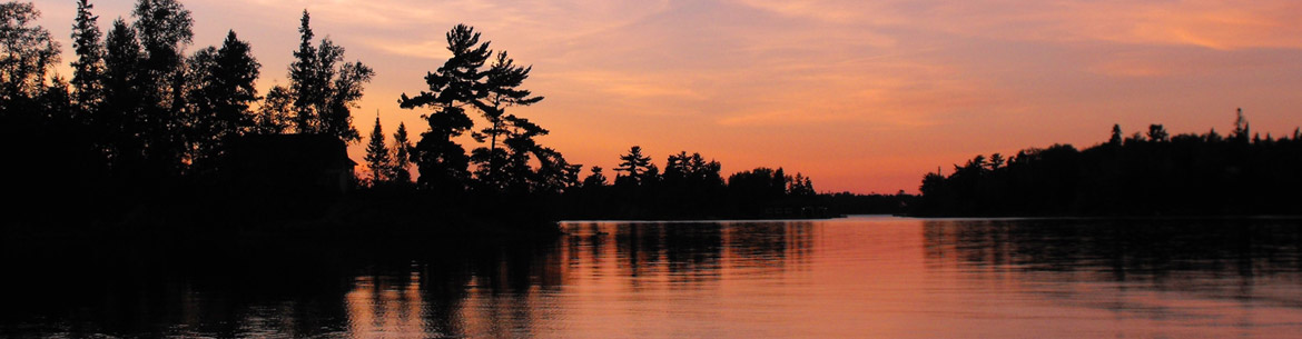 Town Island Sunset (Photo by Patty Nelson)