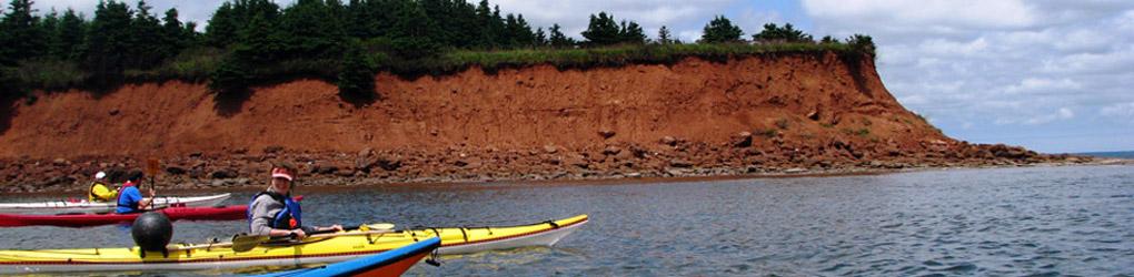 Bénévole pour la conservation, Île Boughton, Île-du-Prince-Édouard (Photo par CNC)