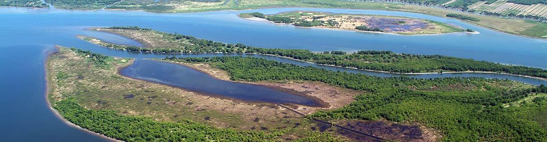 Île de Grâce (Photo by Claude Duchaîne)