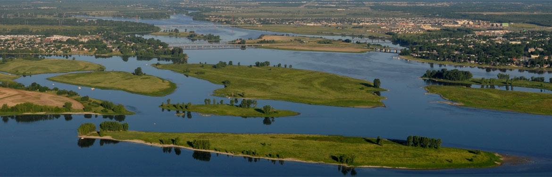 Saint-Lawrence River (Photo by Claude Duchaîne)
