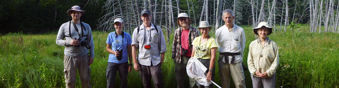 Bénévoles du Ottawa Field-Naturalists' Club (Photo de Ottawa Field-Naturalists' Club )