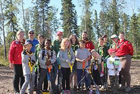 St. Albert Scouts (Photo by Shayne Kawalilak)