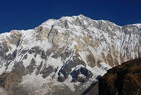 South face of Annapurna Mountain, Himalaya (Photo by PrajwalMohan, CC BY-SA 4.0)