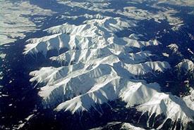 Tatra mountains (Photo by Piotr J., CC BY-SA 3.0)