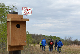 A bird box (Photo by NCC)