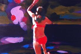 Katie Redux (Paiting by Elizabeth Lennie, http://www.elizabethlennie.com)