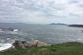 Pointe Saint-Pierre, QC (Photo by NCC)