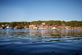 The Tjärnö Marine Laboratory on the Swedish west coast. (Photo by Anna-Lena Lundqvist)