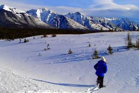 Banff, AB (Photo by Trickett)