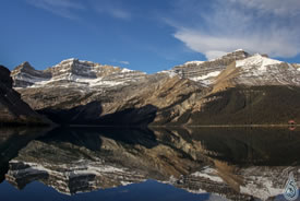 Bow Lake, AB (Photo by Sarah Boon)