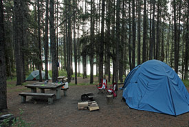 Camping with young ones doesn't have to be stressful (Photo by Quincin Chan/NCC)