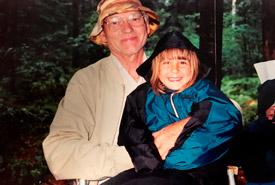 Camping with grandpa (Photo courtesy Falkenburger family)
