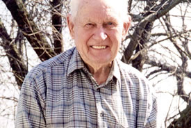 Clarence Smith (Photo courtesy of the Smith family)