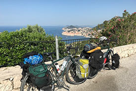 Croatian coast (Photo by Gayle Roodman/NCC staff)