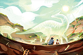 Illustration by Matthias Ball