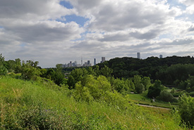 Toronto's Don Valley (Photo by Adam Hunter/NCC staff)
