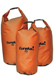 Dry bags in three sizes (Photo by Scouts Canada's Scout Shop)