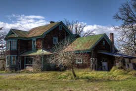 Elkington House (Photo by Toad Hollow Photography)