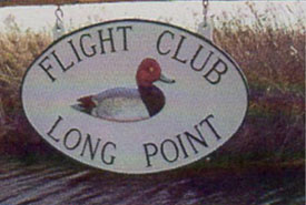 Flight Club Marsh sign (Photo courtesy of Paul Brisco, LandSaleListings)