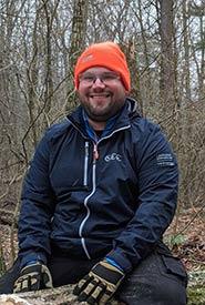 Marc-André Bonami (Photo by Marc-André Bonami)