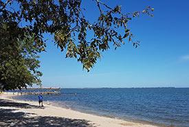 Lake Winnipeg (Photo by Christine Chilton/NCC staff)