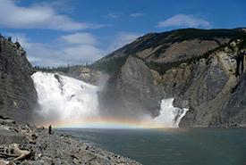 Virginia Falls, Nahanni National Park Reserve, NWT (Photo by Paul Gierszewski/Wikimedia Commons)