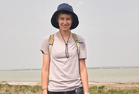 Naomi Derksen (Photo by Bill Armstrong)