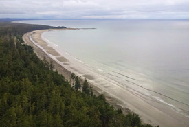 Haida Gwaii's North Beach (Photo by NCC)