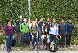 Participants of the joint Global Footprint Network and York University workshop (Photo courtesy of Martin J. Bunch, PhD)