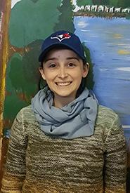 Tessa Strickland (Photo by NCC)