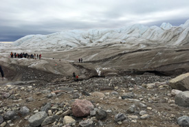 Students On Ice group at Croker Bay, Nunavut (Photo by NCC)