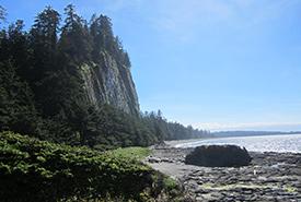 Tow Hill, Haida Gwaii, BC (Photo by NCC)