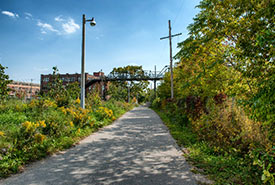 West Toronto Railpath (Photo by Mario Giambattista)