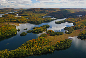 Kenauk, QC (Photo by Kenauk Nature)