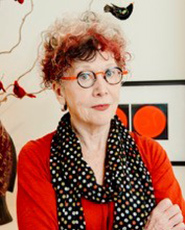 Lorna Crozier (Photo courtesy of Lorna Crozier)