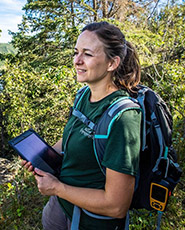 Alia Snively, Natural Area Manager - Central Alberta, Nature Conservancy of Canada