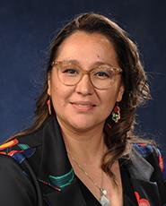 Deputy Grand Chief Mandy Gull