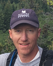 Tony McCue, Natural Area Manager - Waterton, AB, Nature Conservancy of Canada