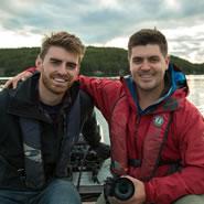 Alex and Tyler Mifflin